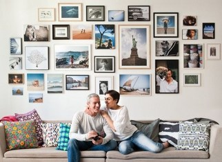 Awesome Gallery Wall Design Ideas 44