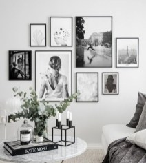 Awesome Gallery Wall Design Ideas 47