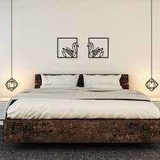 Beautiful Valentine Wall Decor And Color Ideas 04