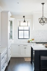 Stunning White Kitchen Design Ideas 42