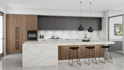 Stunning White Kitchen Design Ideas 43