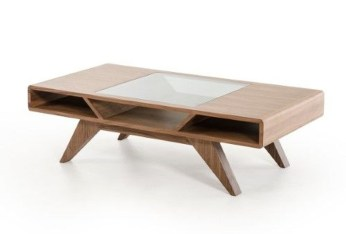Awesome Wooden Coffee Table Design Ideas 25