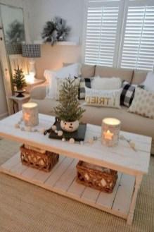 Best Winter Living Room Makeover Ideas 06