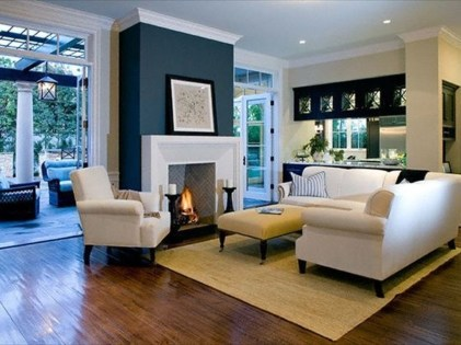 Best Winter Living Room Makeover Ideas 07