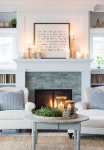 Best Winter Living Room Makeover Ideas 23