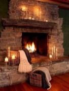 Best Winter Living Room Makeover Ideas 24