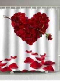 Cute Bathroom Decoration Ideas With Valentine Theme 15