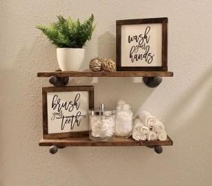 Cute Bathroom Decoration Ideas With Valentine Theme 44