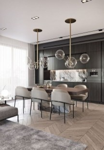 Elegant Modern Dining Room Design Ideas 06