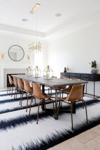 Elegant Modern Dining Room Design Ideas 07