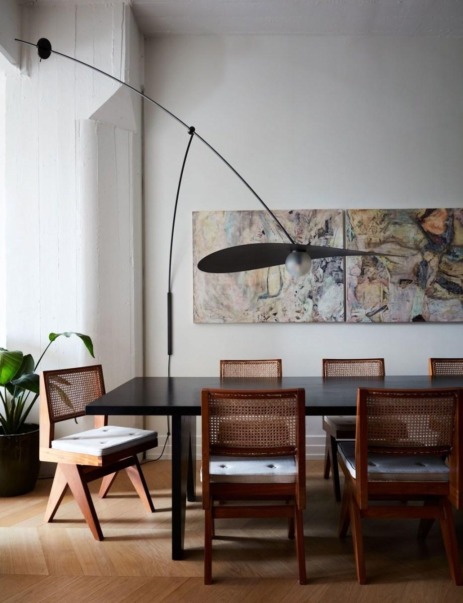 Elegant Modern Dining Room Design Ideas 09