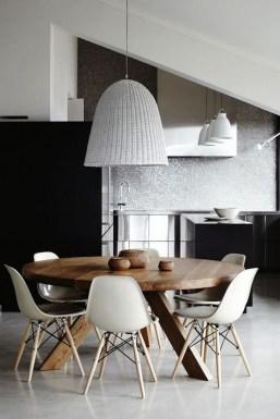 Elegant Modern Dining Room Design Ideas 37