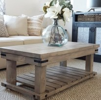 Gorgeous Coffee Table Design Ideas 34