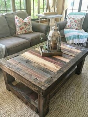 Gorgeous Coffee Table Design Ideas 48