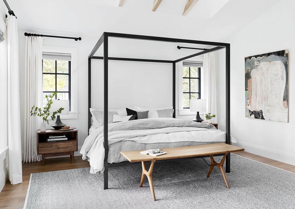 Gorgeous Guest Bedroom Decoration Ideas 08