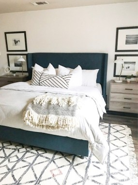 Gorgeous Guest Bedroom Decoration Ideas 28