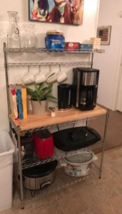 Great Coffee Cabinet Organization Ideas 06