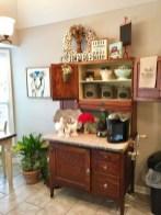 Great Coffee Cabinet Organization Ideas 12