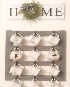 Great Coffee Cabinet Organization Ideas 18