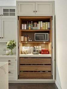 Great Coffee Cabinet Organization Ideas 30