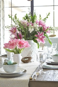 Great Spring Table Setting Ideas 21