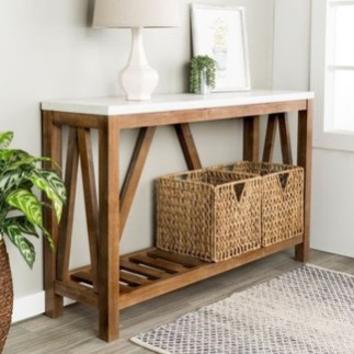 Inspiring Console Table Ideas 11