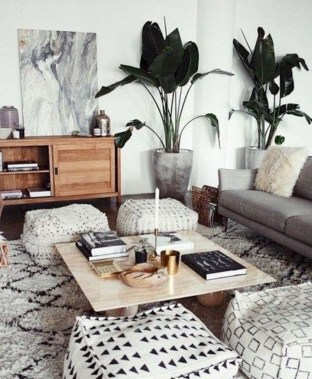 Inspiring Furniture Color Ideas For Your Living Room 28