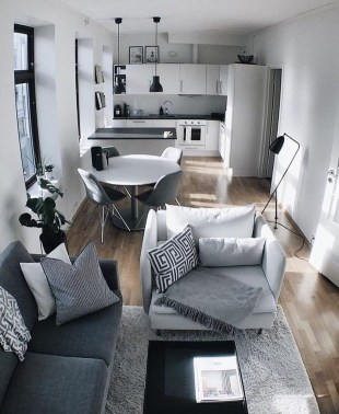 Inspiring Living Room Ideas For Small Space 36