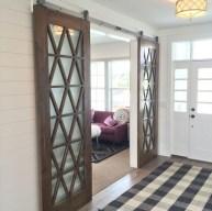Inspiring Sliding Barn Door Ideas 03