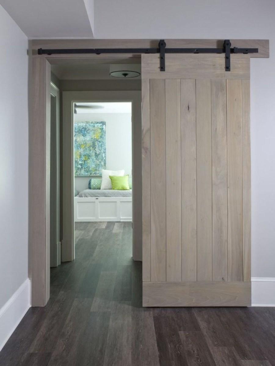 Inspiring Sliding Barn Door Ideas 06
