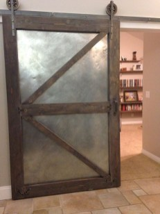 Inspiring Sliding Barn Door Ideas 14