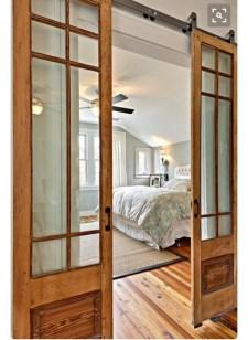 Inspiring Sliding Barn Door Ideas 15