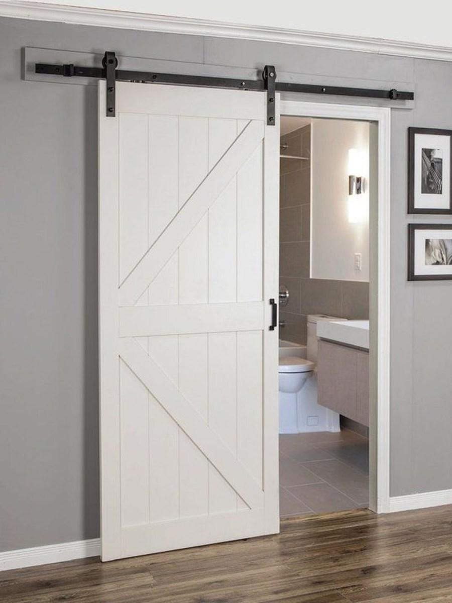 Inspiring Sliding Barn Door Ideas 29
