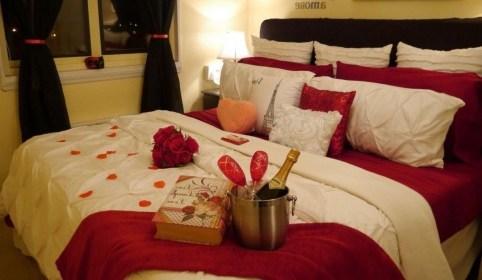 Lovely Valentine Master Bedroom Decor Ideas 01