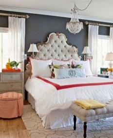 Lovely Valentine Master Bedroom Decor Ideas 29