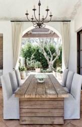 Perfect Farmhouse Dining Table Design Ideas 06