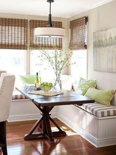 Perfect Farmhouse Dining Table Design Ideas 10