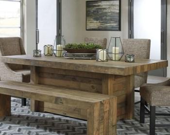 Perfect Farmhouse Dining Table Design Ideas 31