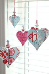 Romantic Valentine Home Decoration Ideas To Warm Your Relationship 21