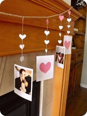 Romantic Valentine Home Decoration Ideas To Warm Your Relationship 25