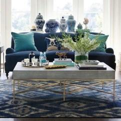 Stunning Coastal Living Room Decoration Ideas 13