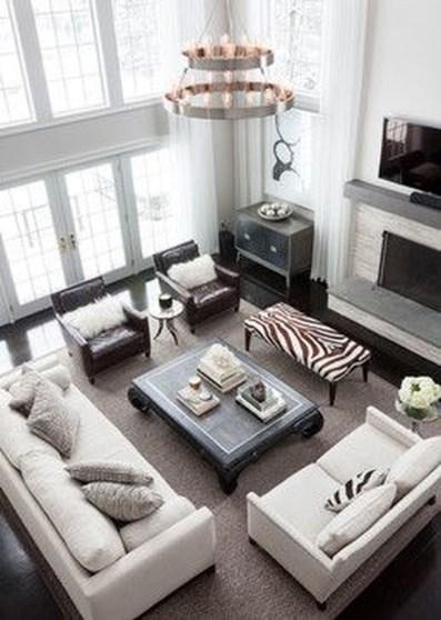Stunning Family Friendly Living Room Ideas 45