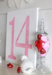 Stylish Valentines Day Home Decor Ideas 14