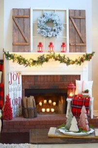 The Best Mantel Decoration Ideas 04