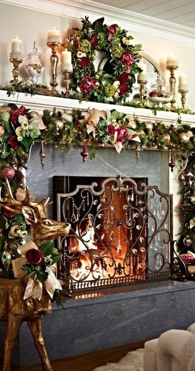 The Best Mantel Decoration Ideas 05