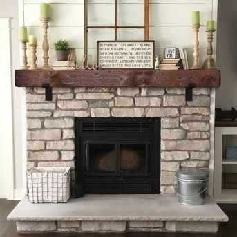 The Best Mantel Decoration Ideas 09