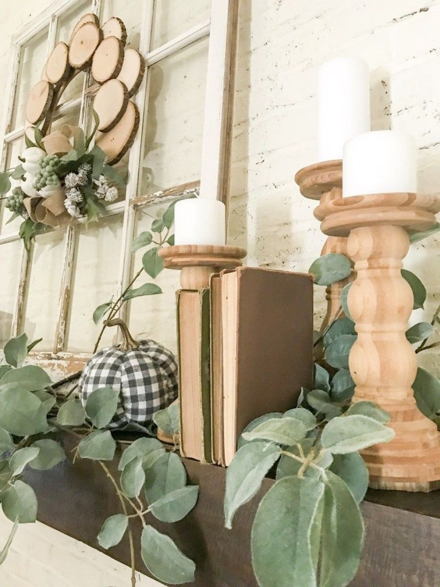 The Best Mantel Decoration Ideas 11