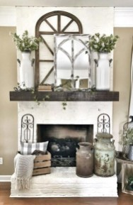 The Best Mantel Decoration Ideas 20