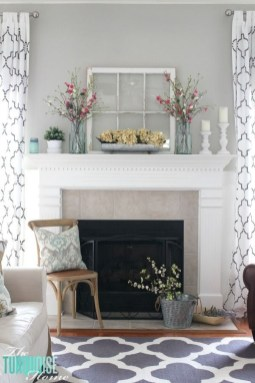 The Best Mantel Decoration Ideas 27