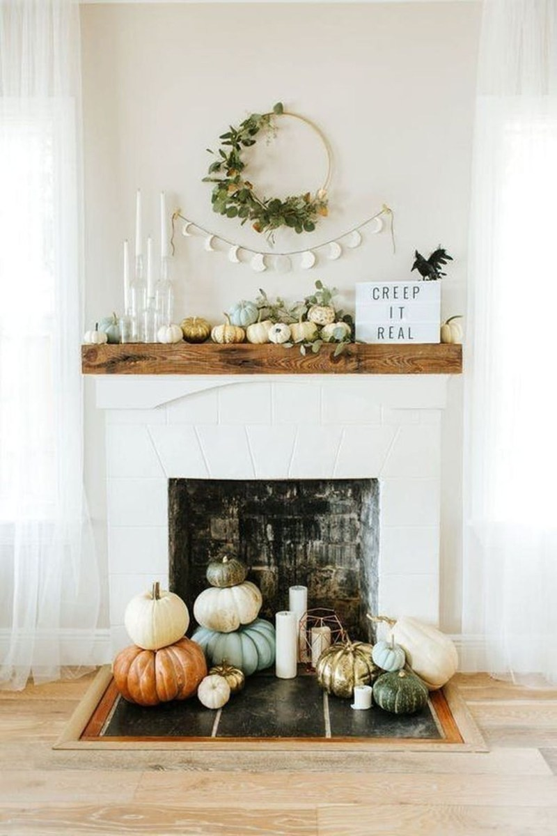 The Best Mantel Decoration Ideas 43